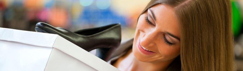 shoe-shopping
