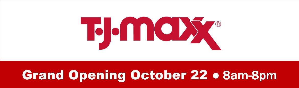 TJ Maxx Grand Opening Pine Tree Mall