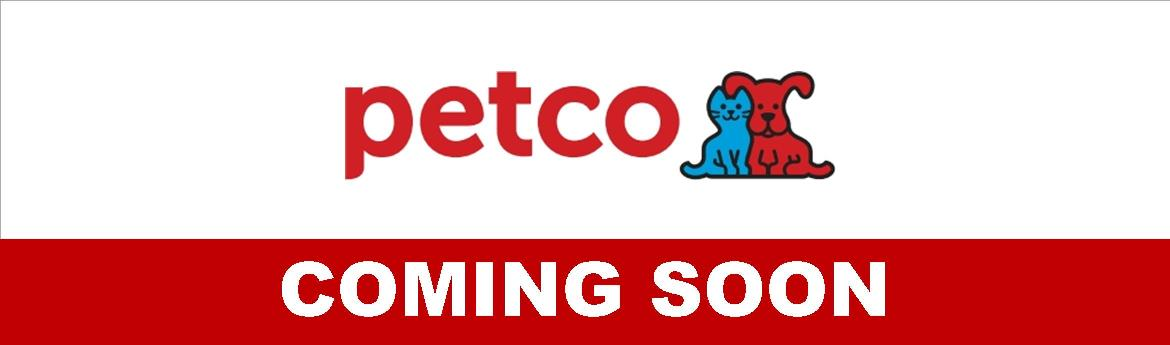 Petco coming soon