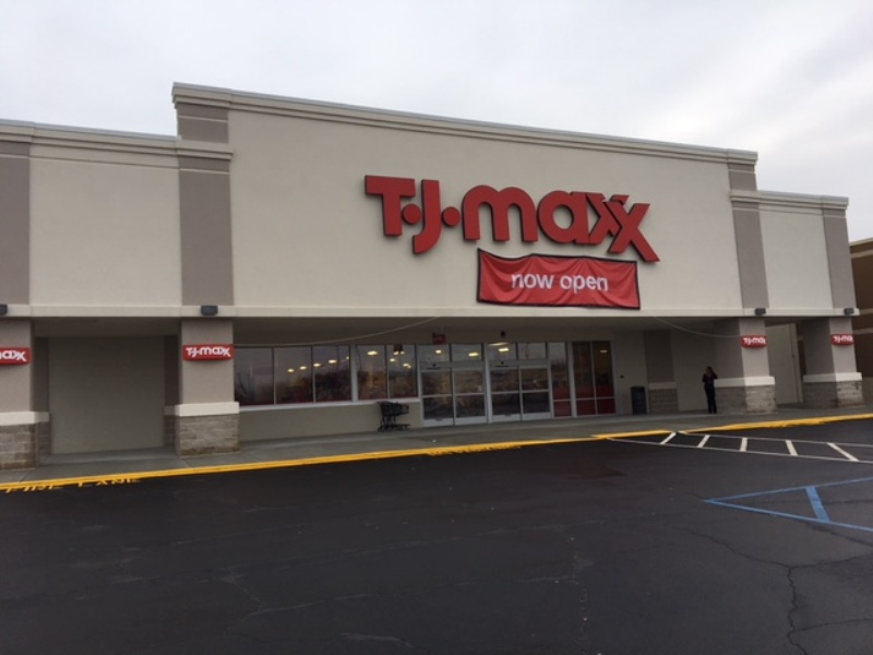 TJMAXX Pine Tree Mall is open