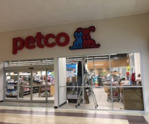 Petco is open at Pine Tree Mall