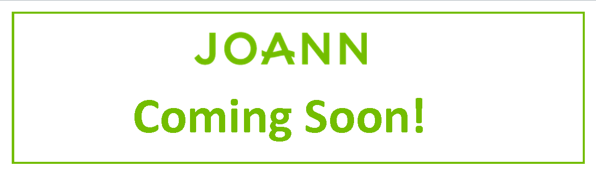 JoAnn Fabrics coming soon to Pine Tree Mall